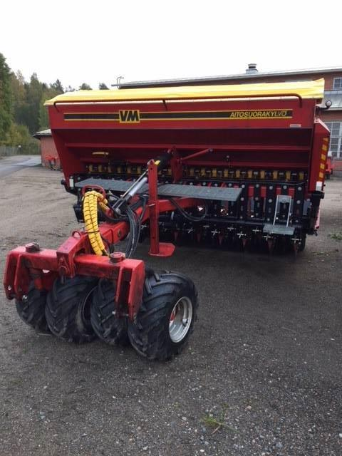 VM 300 SK, Kylvölannoittimet, Maatalous