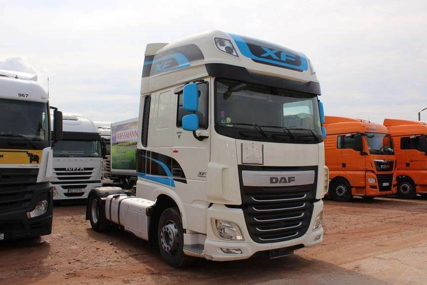 DAF XF 460 FT, Cab & Chassis Trucks, Trucks and Trailers