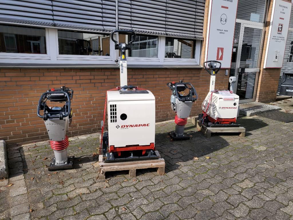Dynapac Rüttelplatte DRP60D 570kg, Vibrationsgeräte, Baumaschinen