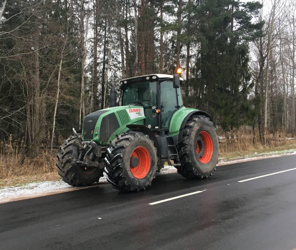 CLAAS Axion 840, Traktoriai, Žemės ūkis