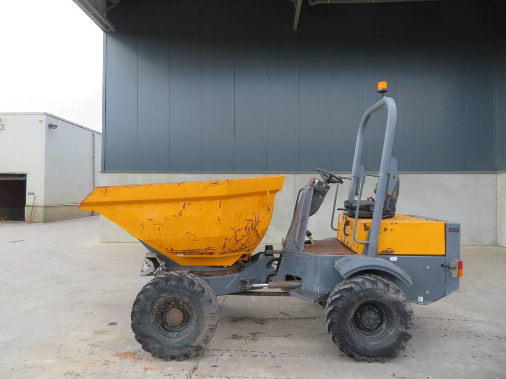 Terex TA 3 SH, Mini Dumpers, Bouw