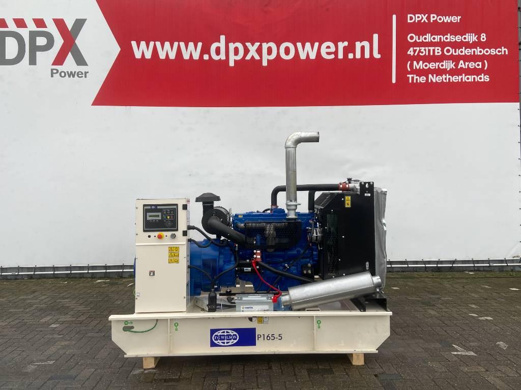 FG Wilson P165-5 - 165 kVA Open Generator Set - DPX-12368, Diesel generatoren, Bouw