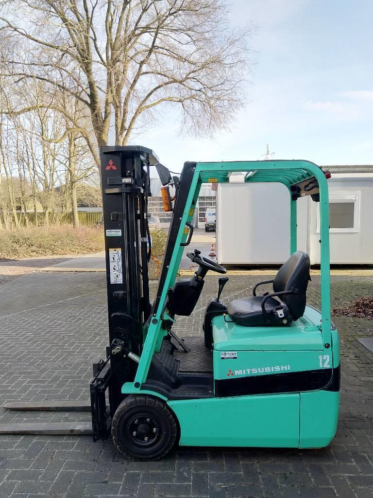 Mitsubishi FB12KRT Heftruck, Chariots élévateurs électriques, Manutention