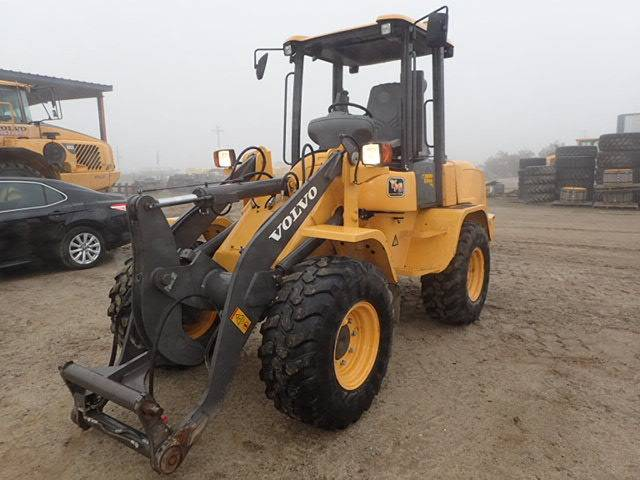 Volvo L30GS, Compact Track/Skid Steer, Construction Equipment