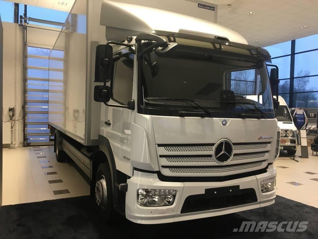 Mercedes-Benz Atego 1523 LK, Skåpbilar, Transportfordon