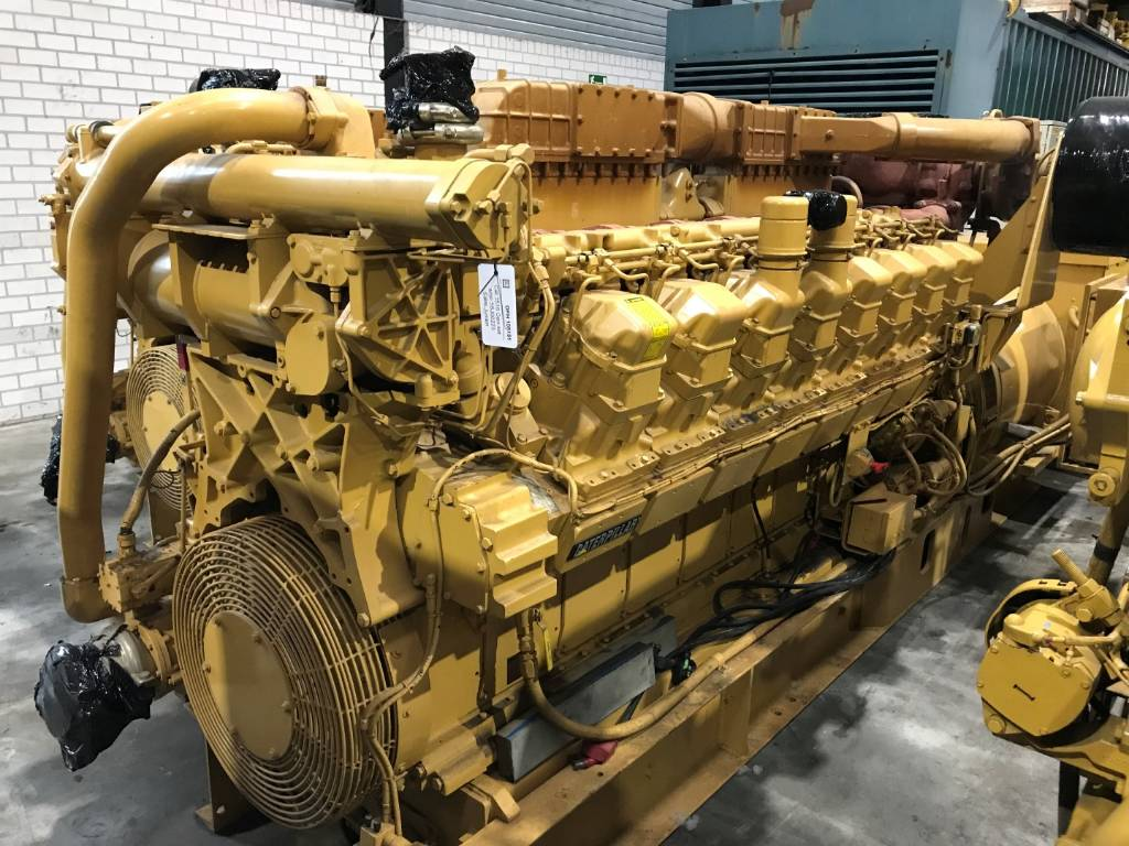 Caterpillar 3516 - Generator Set 2000 kVa - DPH 105151, Diesel Generators, Construction