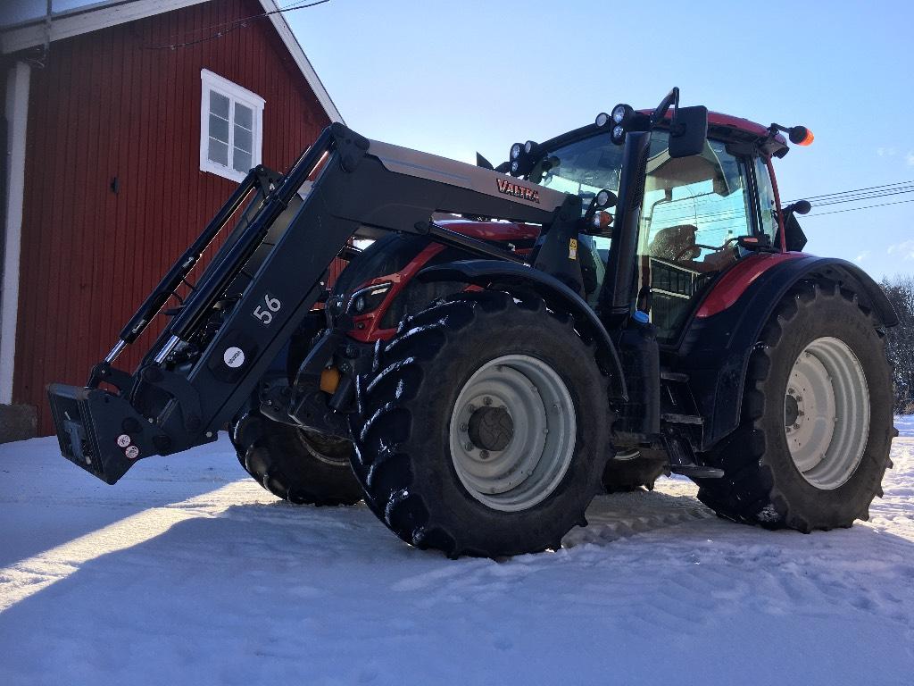 Valtra N174 Direct 600Tim!, Traktorer, Lantbruk