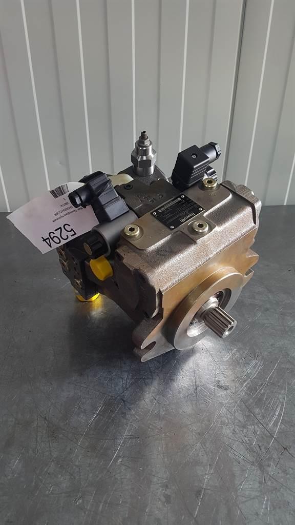 Rexroth A4VG40DA1D2/32R - Volvo L25 - Drive pump/Fahrpumpe