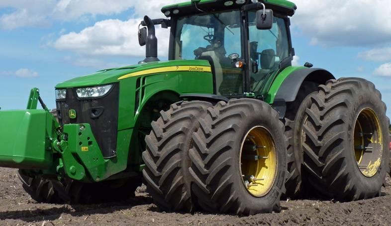 John Deere 8360R, Tracteur, Agricole
