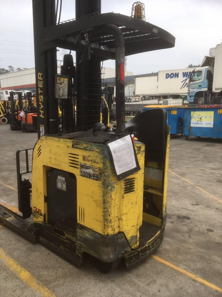 Hyster N35ZDR, Reach Trucks, Material Handling