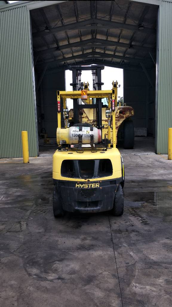 Hyster H3.0TX, LPG counterbalance Forklifts, Material Handling
