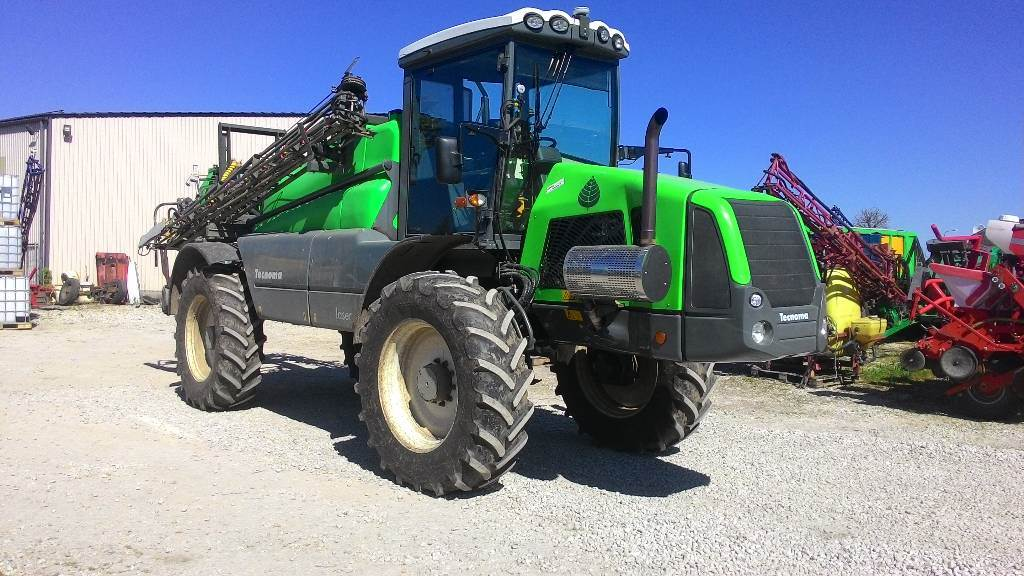 Tecnoma Laser NOVATOP PR4224/12 HLE, Self-propelled sprayers, Agriculture