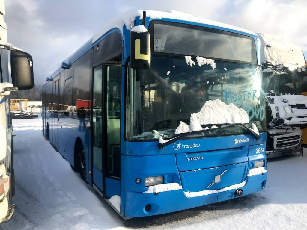 Volvo B7RLE / For parts, City buses, Trucks and Trailers
