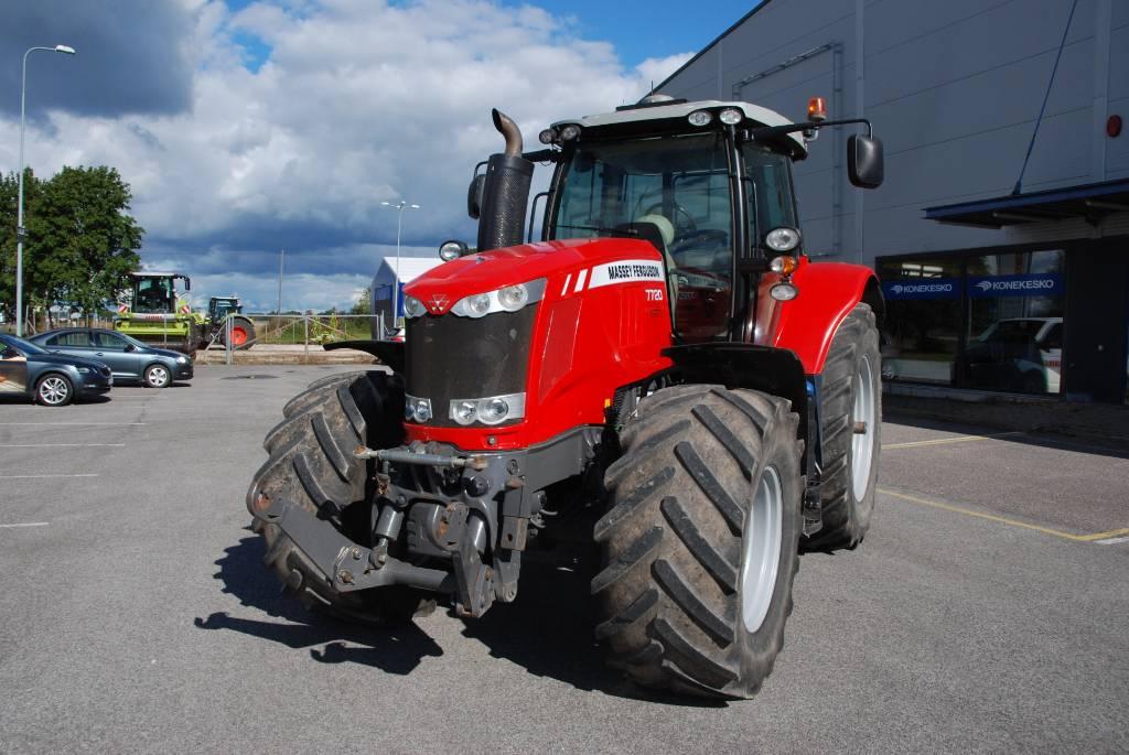 Massey Ferguson 7720, Traktorit, Maatalouskoneet