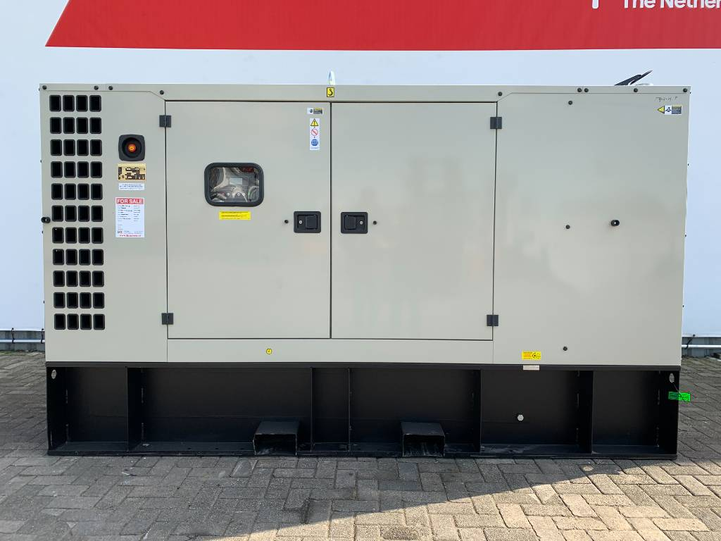John Deere 4045HP551-SV - 110 kVA Stage V Genset - DPX-19011, Diesel generatoren, Bouw