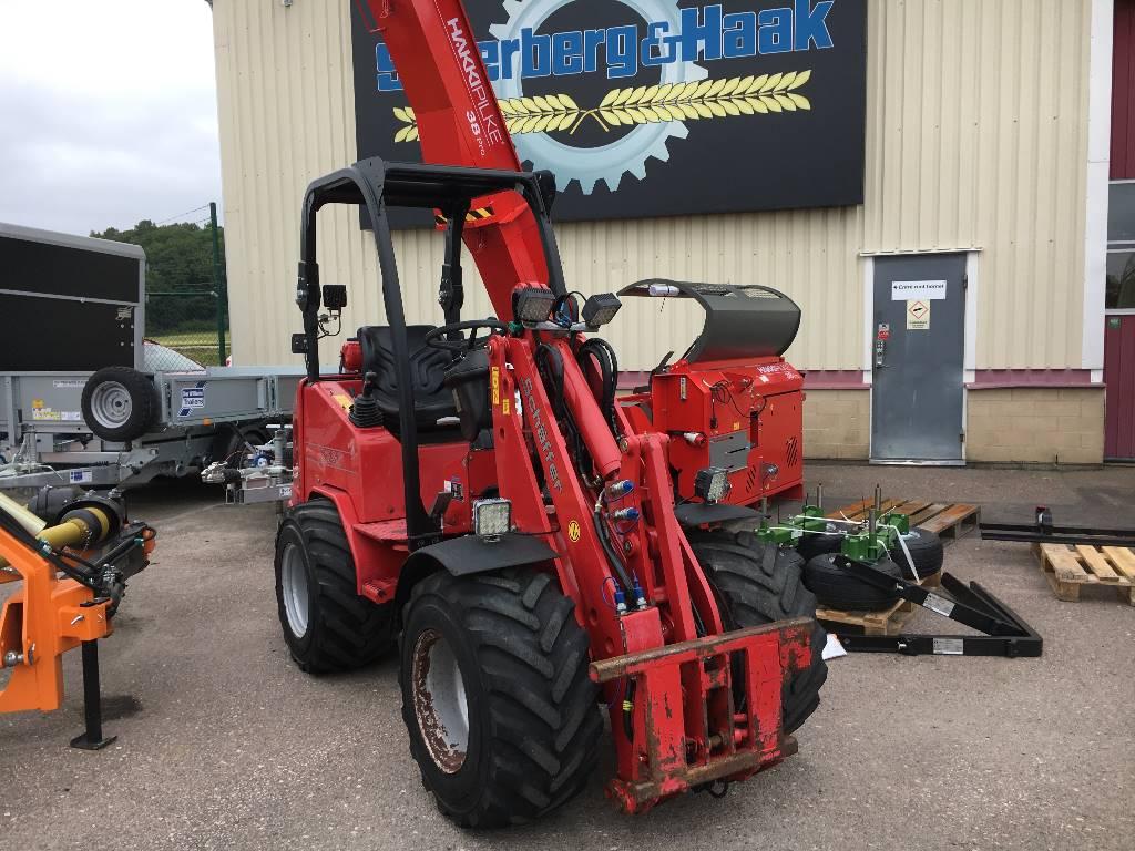 Schäffer 2336 Plus Pro, Compact Wheel Loaders, Construction Equipment