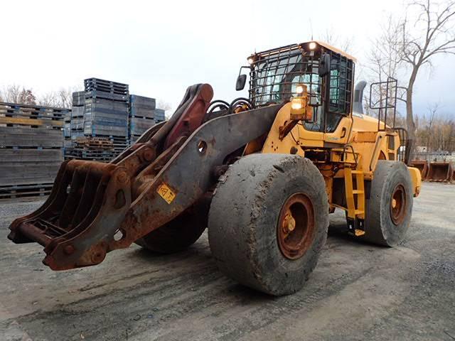 Volvo L180G, Wheel Loaders, Construction Equipment