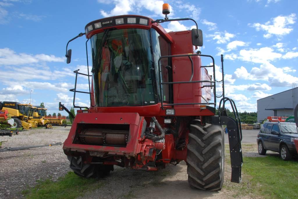 Case IH 2388E, Kombainid, Põllumajandus