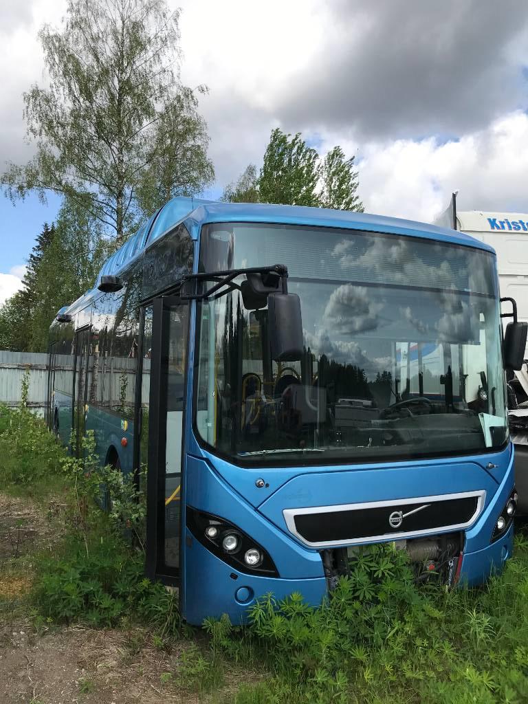 Volvo 8900 B9L CNG, Stadsbussar, Transportfordon