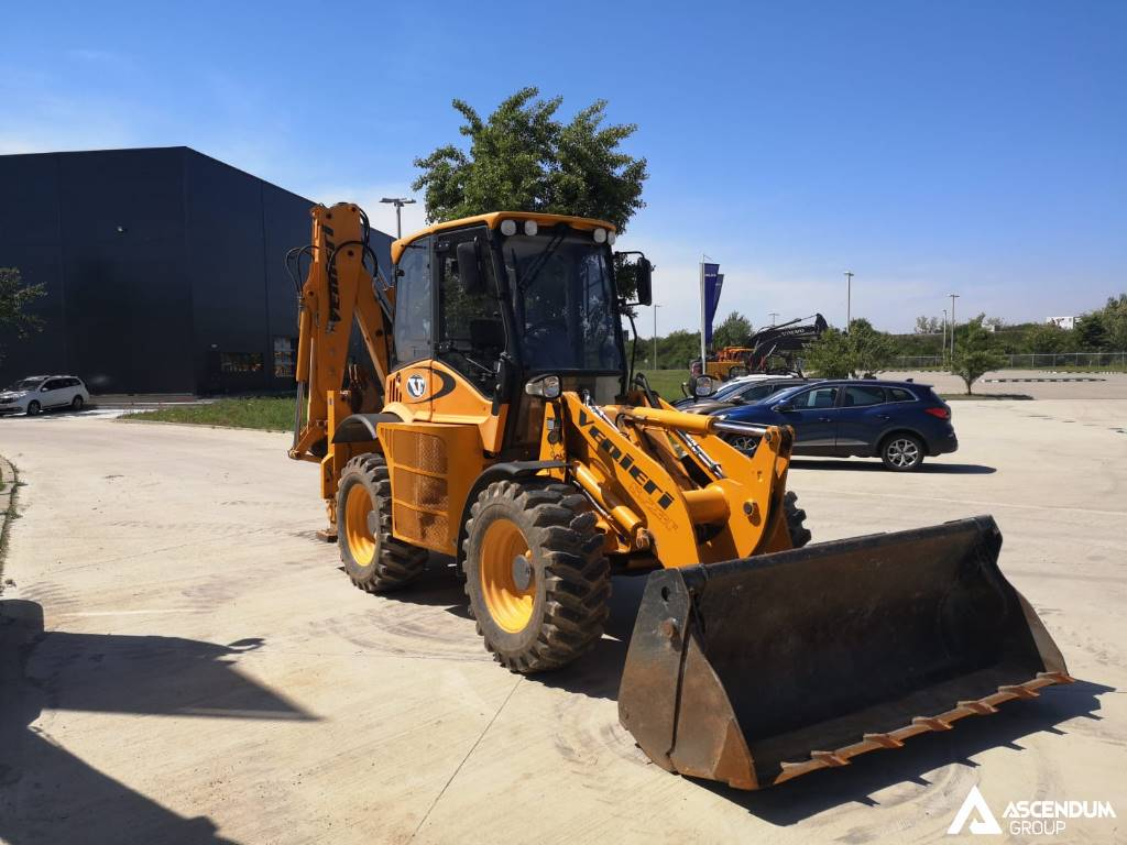 Venieri VF 8.23F, Backhoe Loaders, Construction Equipment