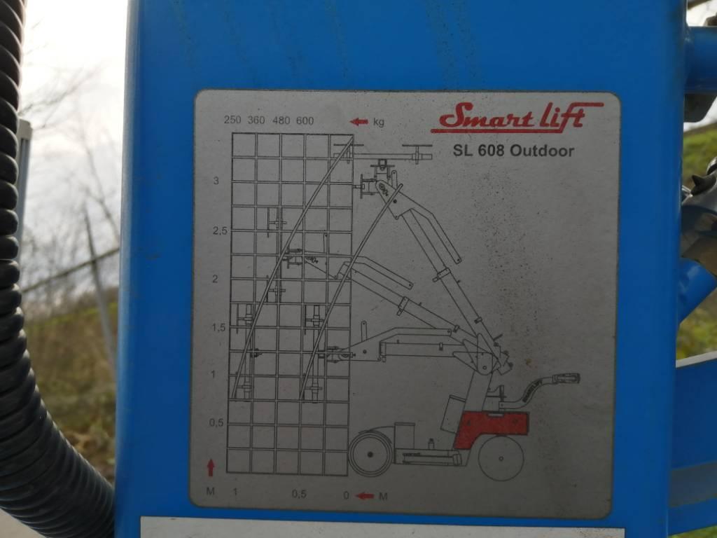 SMARTLIFT SL 608, Overige hijsinrichtingen, Bouw
