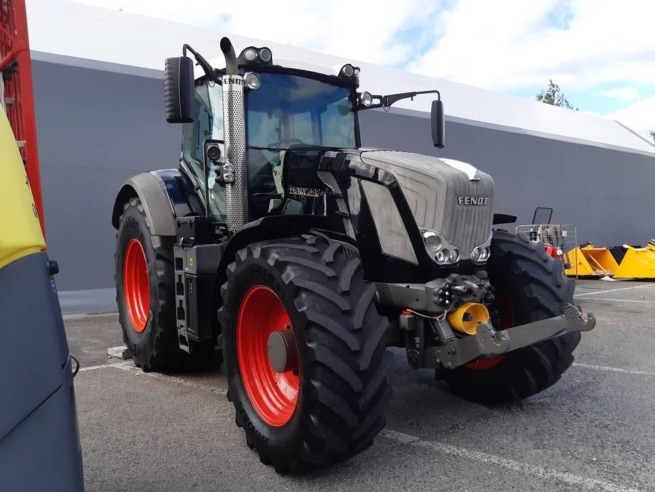 Fendt 828 Profi Plus, Traktorer, Lantbruk