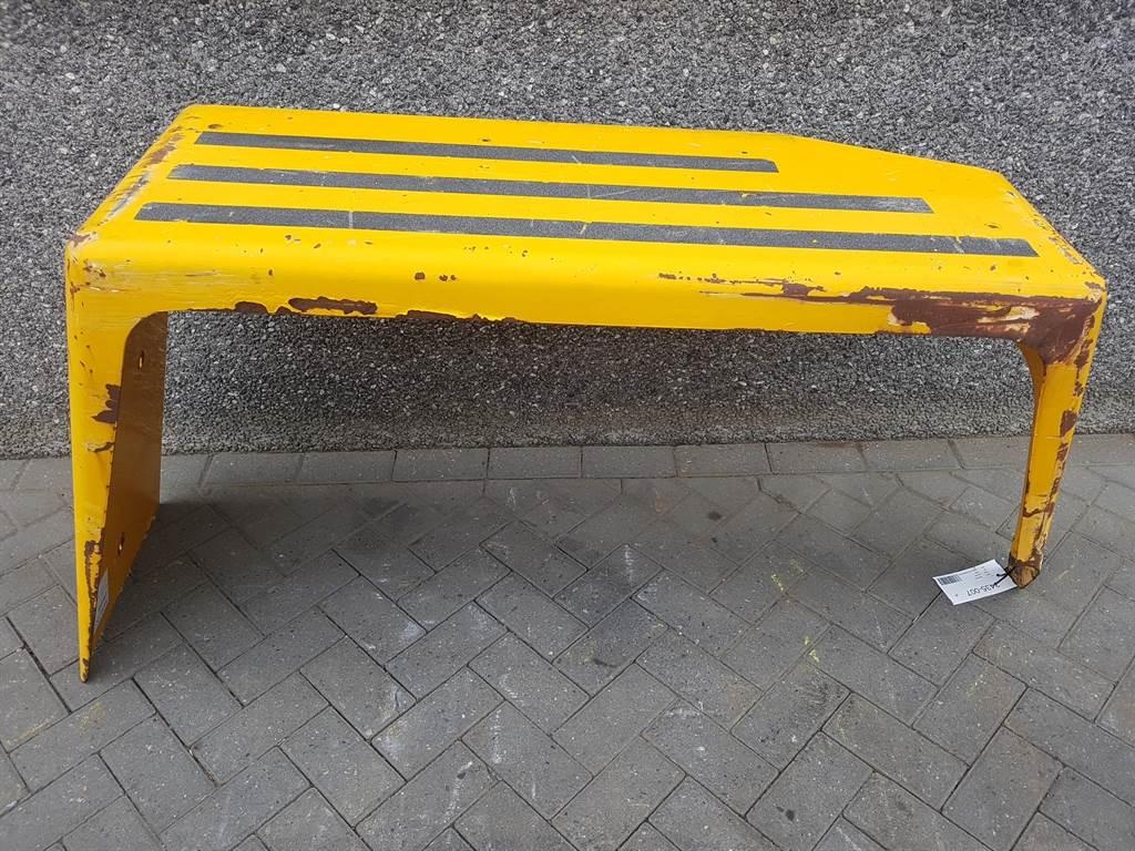 Ahlmann AZ150-4181500A-R/A-Mud guard/Kotfluegel/Spatbord