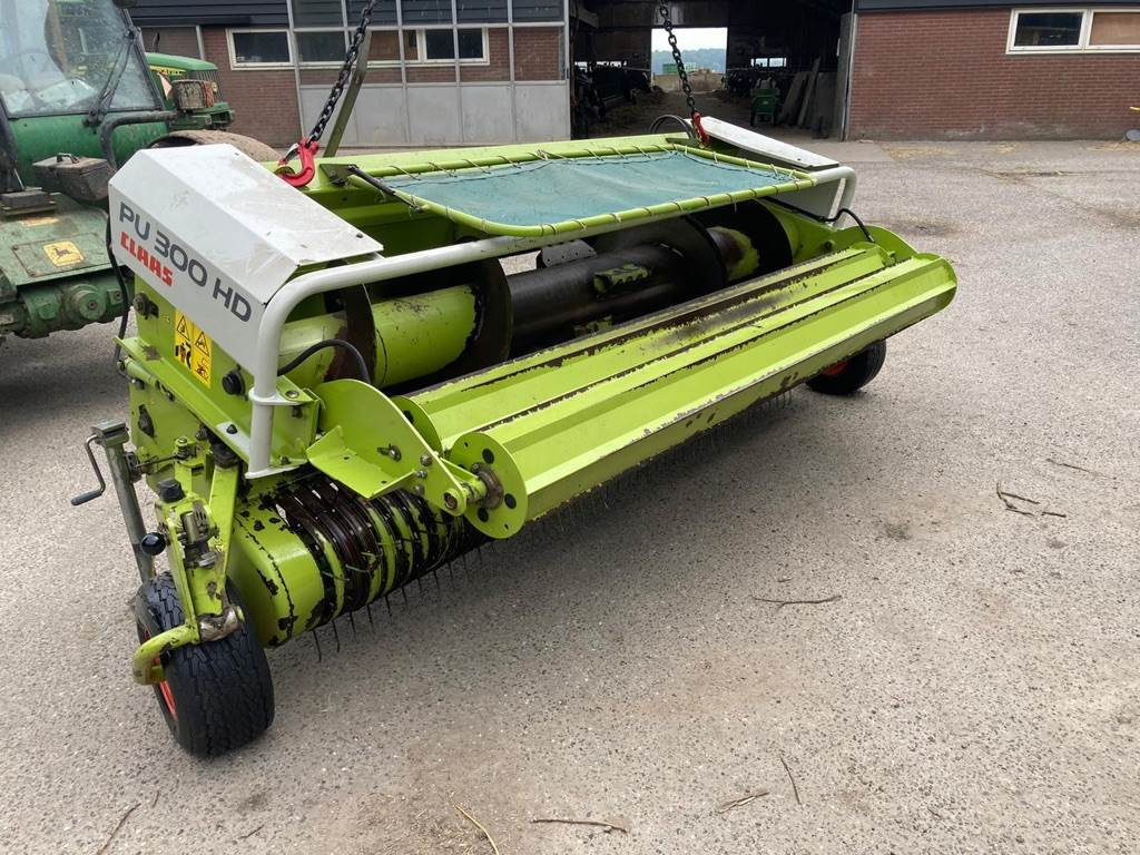 CLAAS 300HD, Forage harvester headers, Agriculture