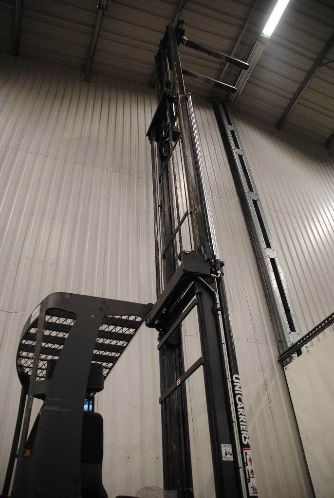 Atlet UMS160DTFVXF725, Skjutstativtruck, Materialhantering