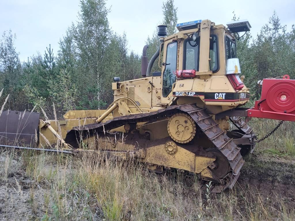 Caterpillar D5H LGP, Dozers, Construction