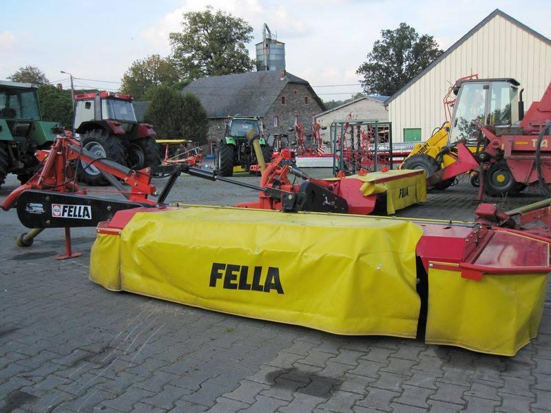 Fella KM 292, Faucheuse, Agricole