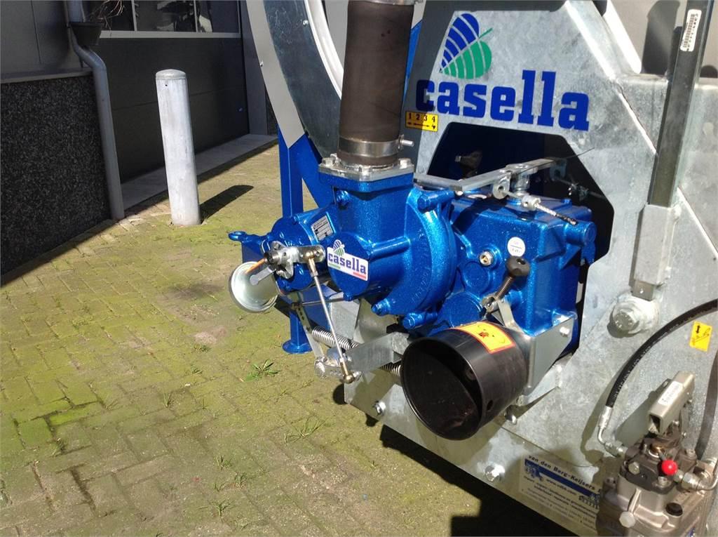 Casella HY-TURB-S, Irrigatiesystemen, Landbouw