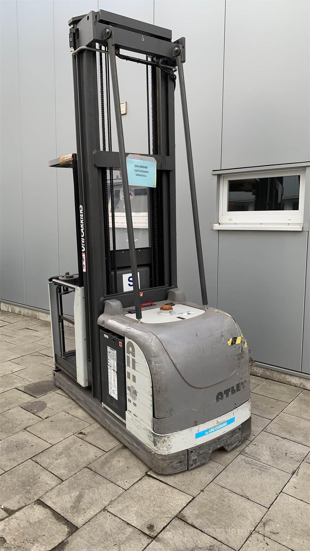 [Other] OPH100TVI530, Mittelhub-Kommissionierer, Flurförderzeuge