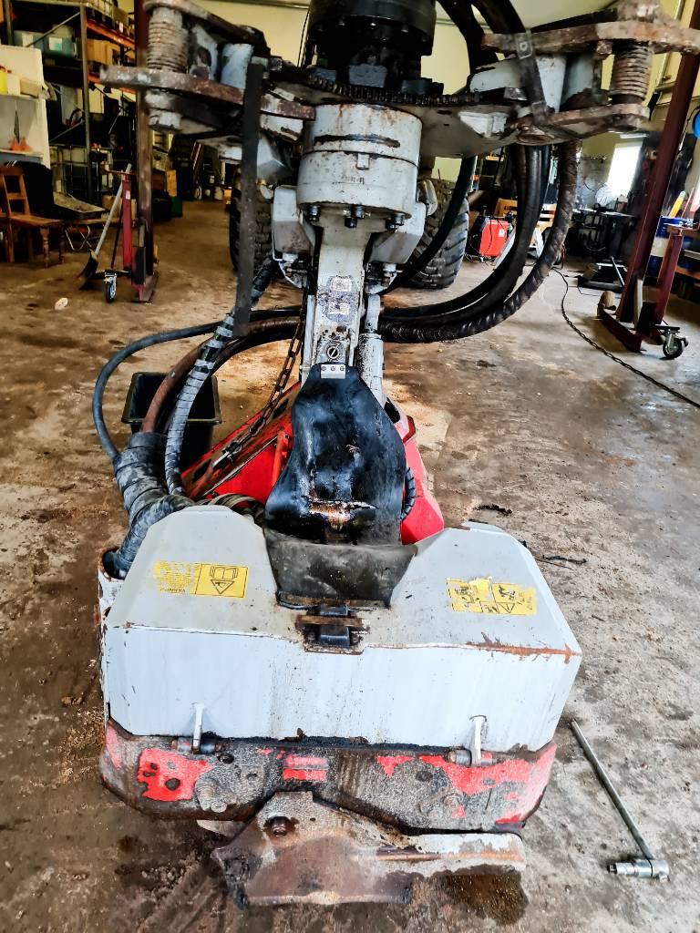 Logmax 4000T, Harvester, Forstmaschinen