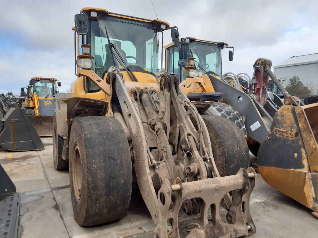 Volvo L 60 H, Mini Loader, Construction Equipment