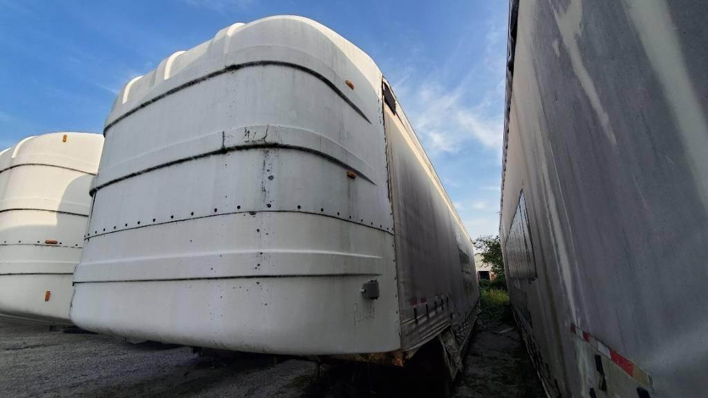 60469 Nuvan Enclosed, Car Haulers, Trucks and Trailers