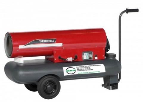 Thermobile TA22 HETE LUCHTKANON, Overige terreinbeheermachines, Terreinbeheer