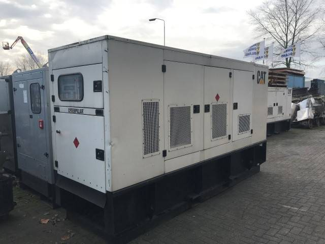 Caterpillar XQ 250 - Generator Set 250 kVa - DPH 104876, Diesel Generators, Construction