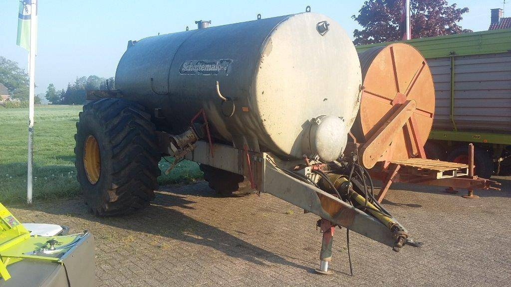 Schuitemaker PTW 80 MESTTANK, Slurry Tankers, Agriculture