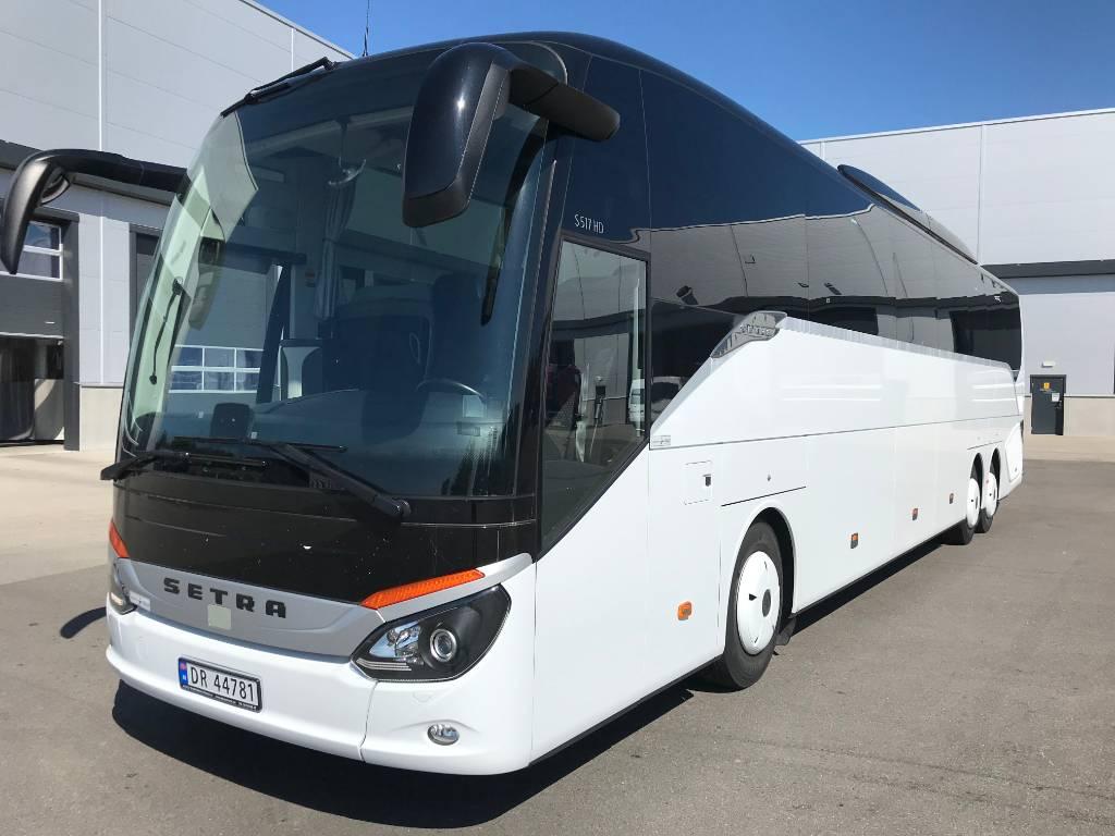 Setra S517HD - Se prisen - Best price, Turbuss, Transport