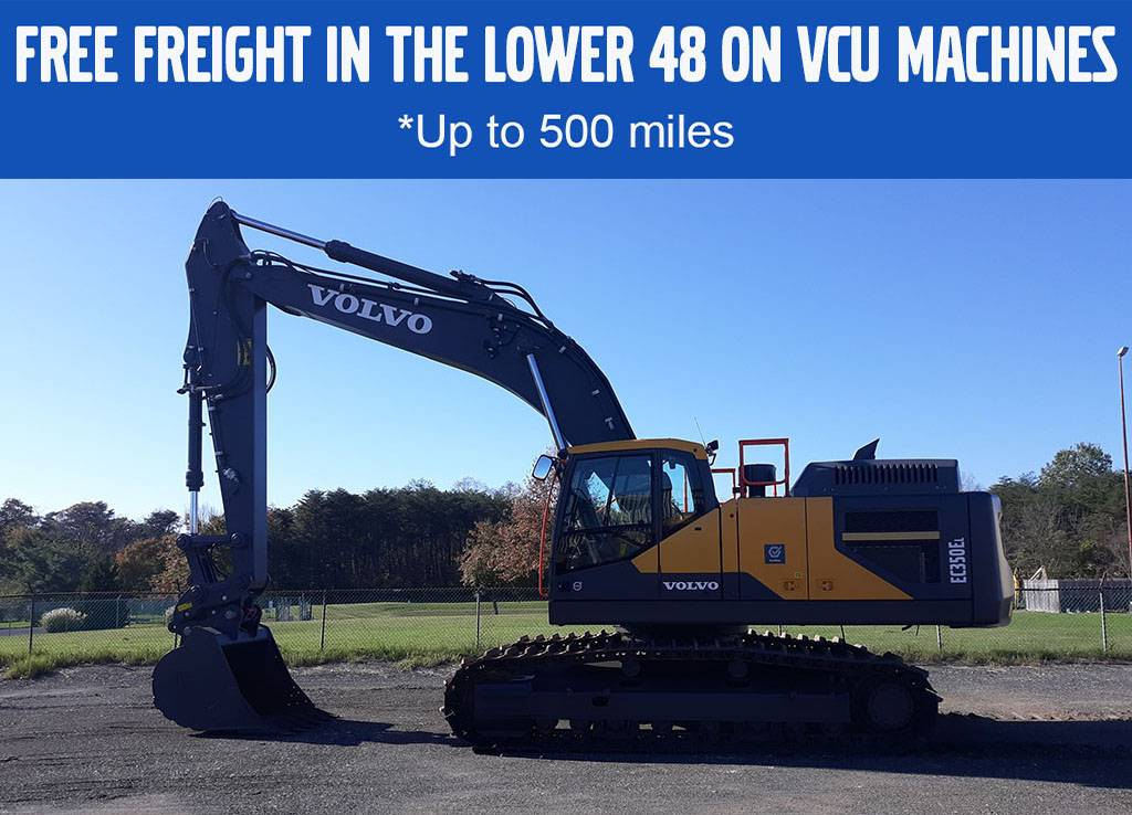 Volvo EC350EL, Crawler Excavators, Construction Equipment