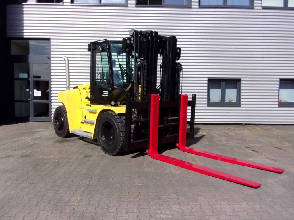 Hyster H12XD6, Diesel counterbalance Forklifts, Material Handling