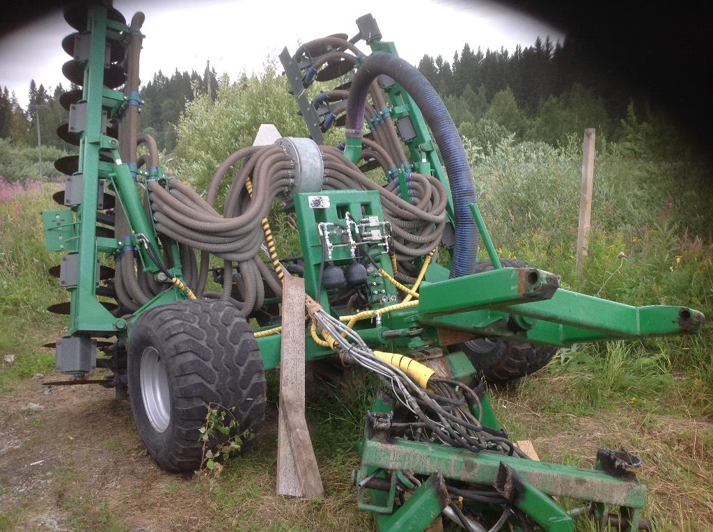 Kivi-Pekka 8m multuri, Muut lannoituskoneet ja lisävarusteet, Maatalous