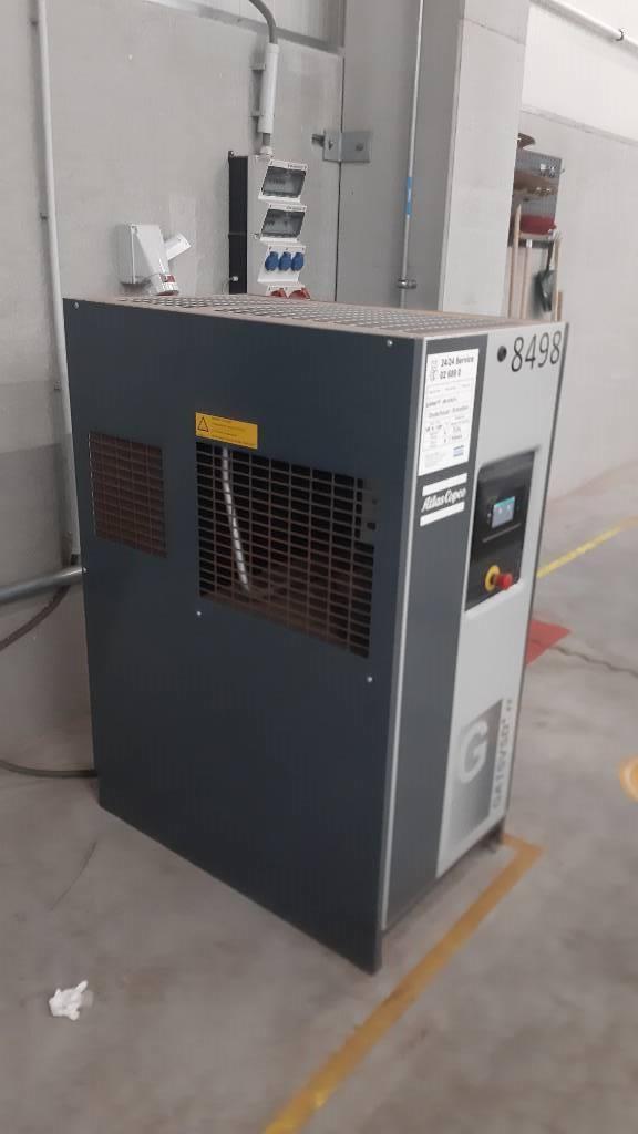 Atlas Copco GA 15 VSD +FF, Compressors, Construction