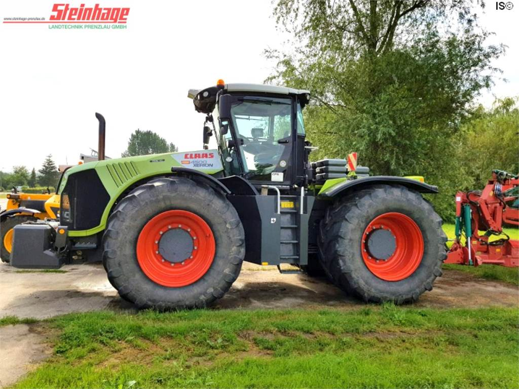 CLAAS Xerion 4500 VC Trac