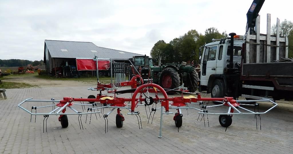 [Other] DCM GVF 560 3PN, Grābekļi, Lauksaimniecība