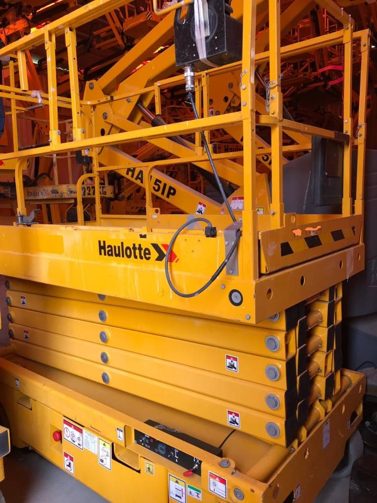 Haulotte COMPACT14 8263, Scissor Lifts, Construction Equipment
