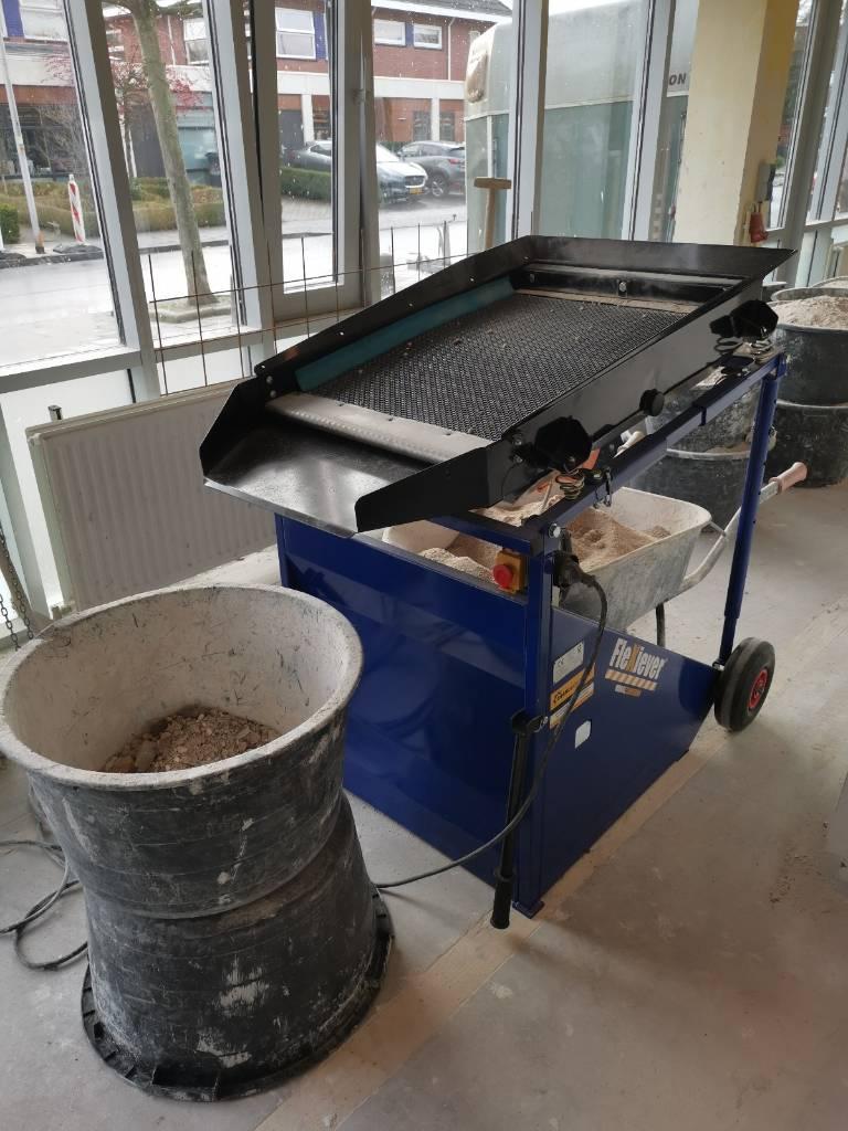 [Other] Flexiever MS Garden schudzeef, Mobile screeners, Construction Equipment