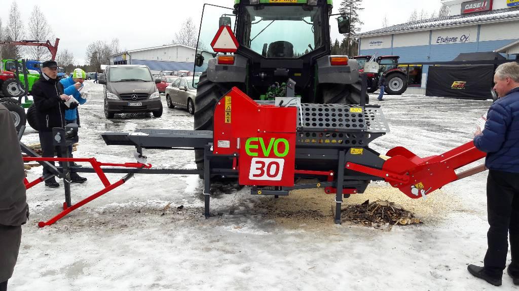 Pilkemaster EVO 30,EVO 36, EVO 36HC, Muut metsäkoneet, Metsäkoneet