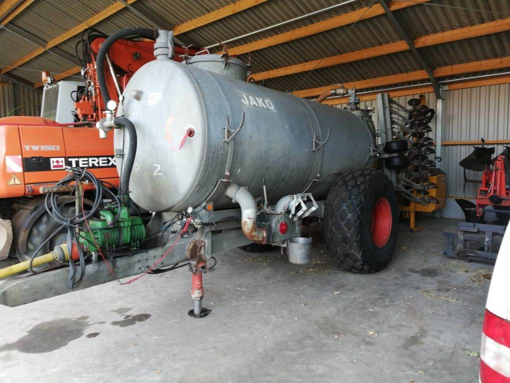 Jako 7000, Slurry Tankers, Agriculture